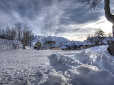 Zima (ilustracija) -