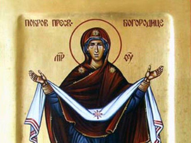 Pokrov Presvete Bogorodice - Foto: SRNA