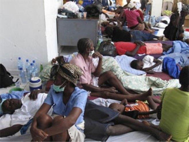 Kolera (arhiva) - Foto: REUTERS