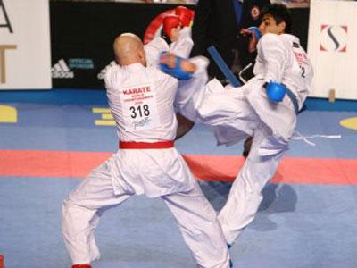 Karate   (ilustracija) -