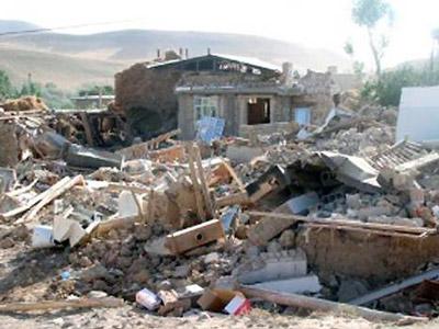 Iran - zemljotres - Foto: REUTERS