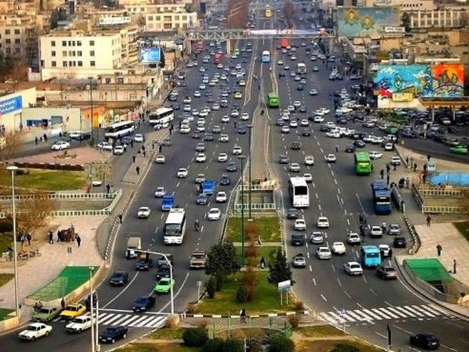 Iran, Teheran (arhiv) -