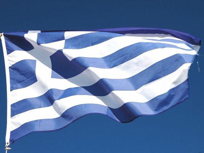 Grčka zastava - Foto: arhiv
