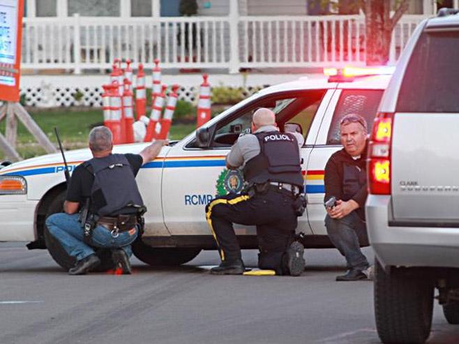 Policija u Kanadi, arhiv - Foto: AP