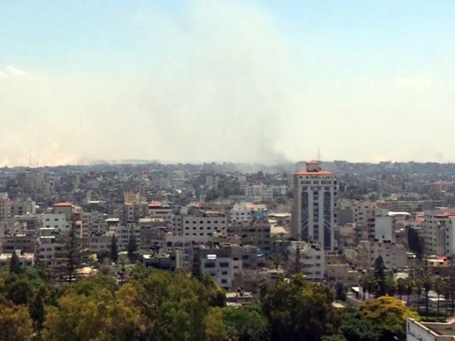 Izrael, pojas Gaze - Foto: RT