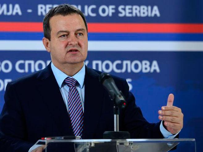 Dačić: Sud ne bi smio da razmatra privatni