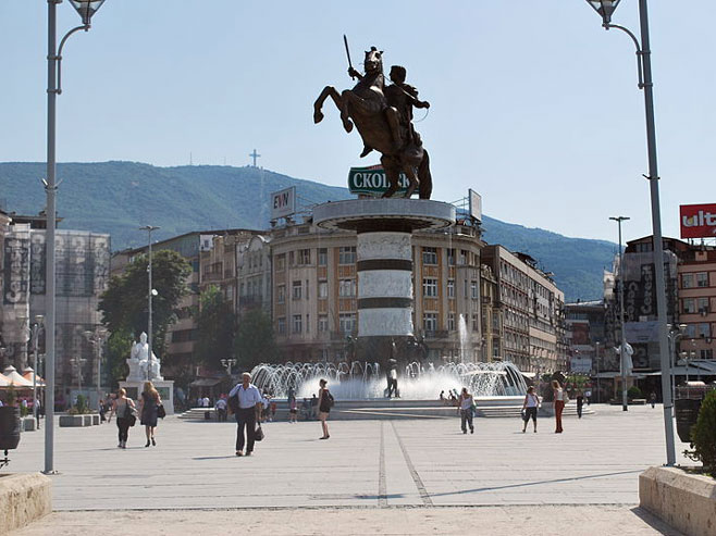 Skoplje (Foto: Wikimedia) -