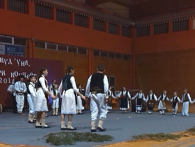 """Novi Grad, osmi godišnji koncert KUD """"Una"""" - Foto: SRNA"""