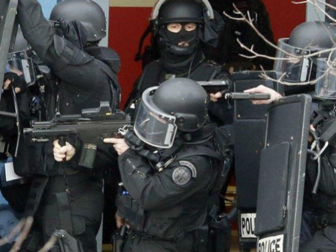 Francuska policija - Foto: REUTERS