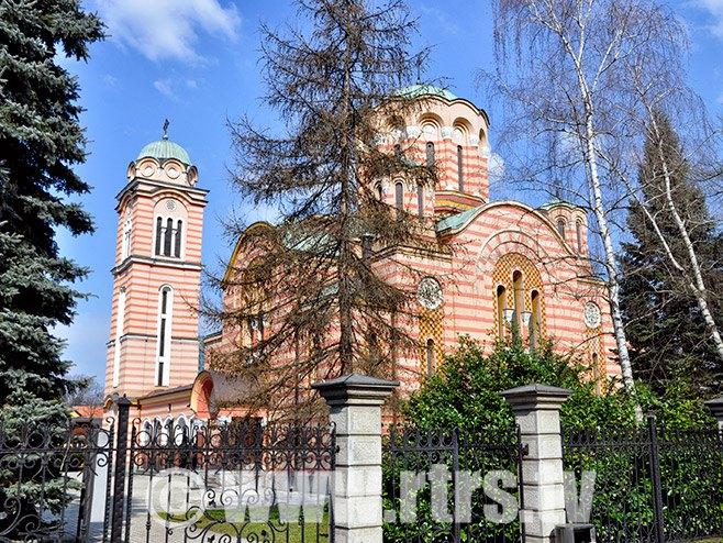 Crkva svete Trojice u Banja Luci - Foto: RTRS