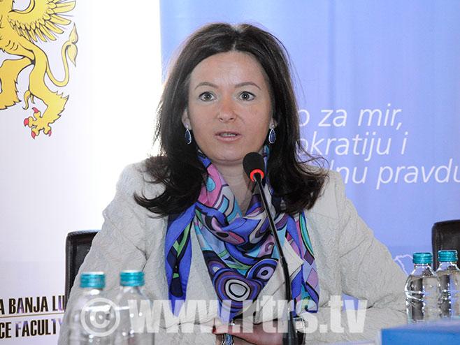 Tanja Fajon - Foto: RTRS