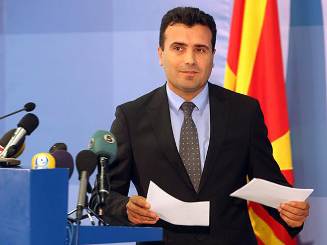 Zoran Zaev (Foto: cdm.me) -