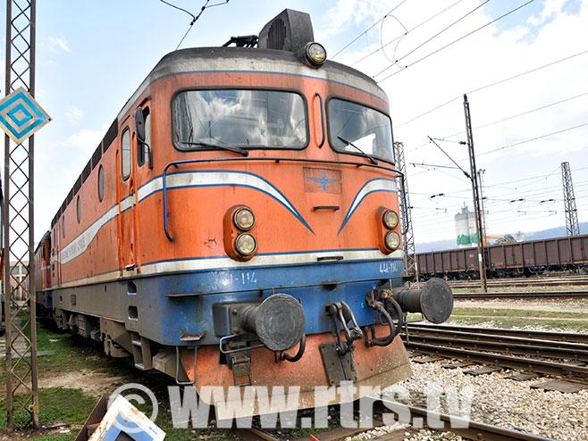 Željeznice Republike Srpske - Foto: RTRS