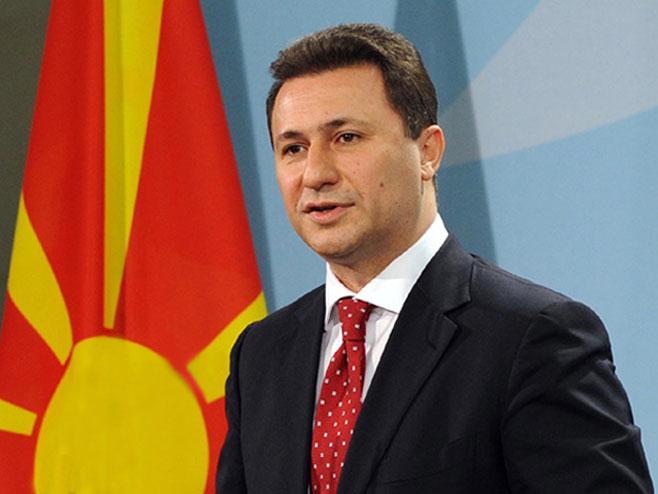 Nikola Gruevski (Foto:sofiaglobe.com) -