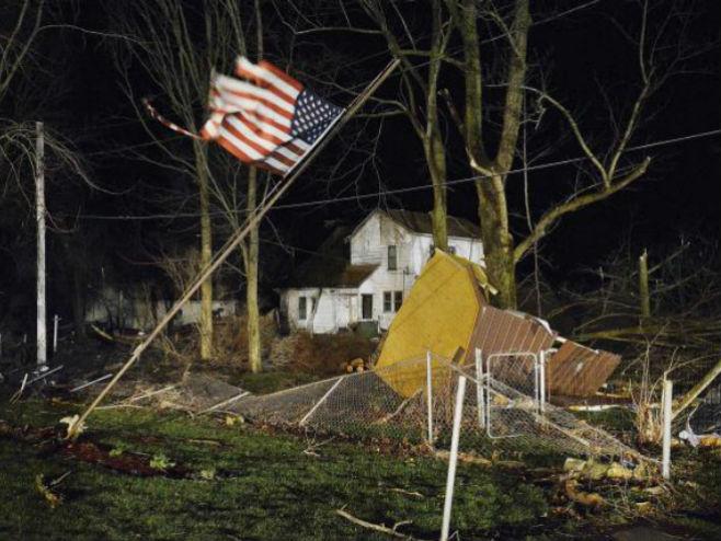 Tornado u SAD - Foto: AP