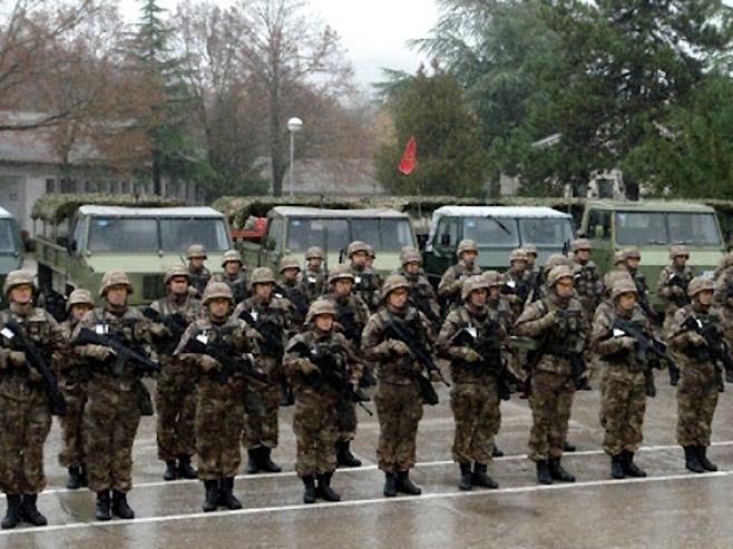 Vojska Crne Gore (Foto: Vojska CG) -