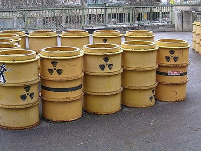 Nuklearni otpad(www.banija.rs) -
