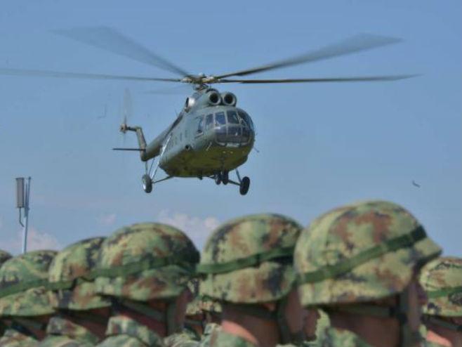 Vojska Srbije - Foto: TANЈUG