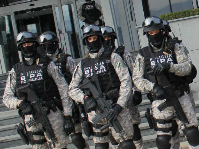 Pripadnici SIPA-e (foto: sipa.gov.ba) -