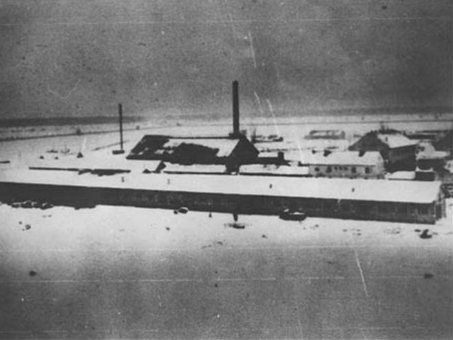 Јasenovac, 1941 - 1942 (photo: US Holocaust Memorial Museum) -