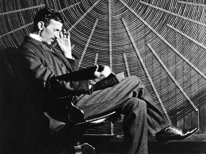 Nikola Tesla - Foto: Wikipedia