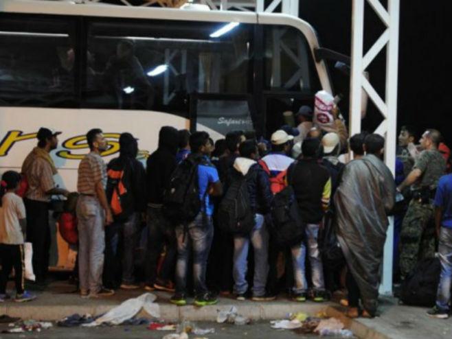 Migranti u Srbiji - Foto: TANЈUG