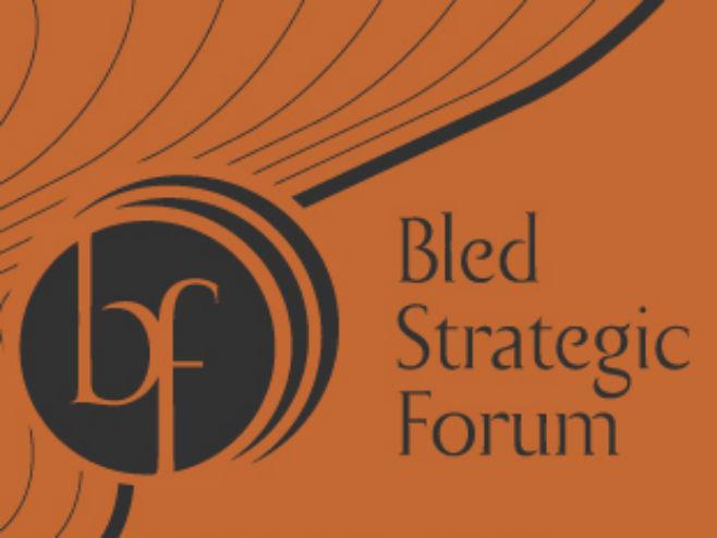 Strateški forum Bled (logo) -