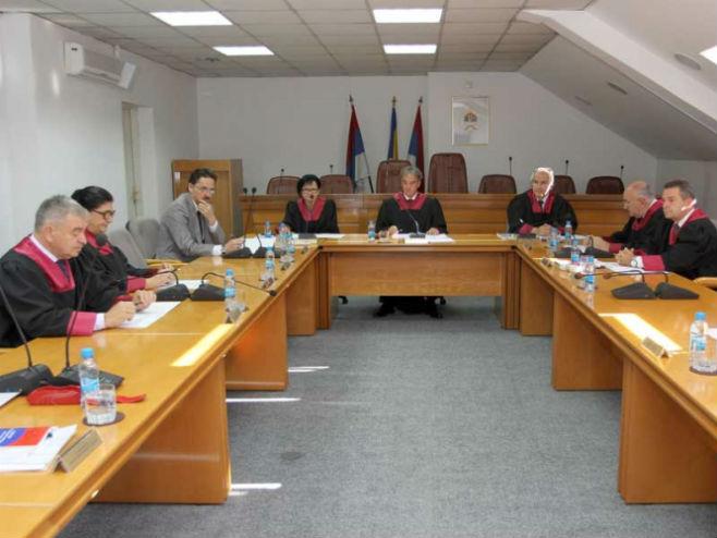 Ustavni sud Republike Srpske (foto: V. Stojaković) -