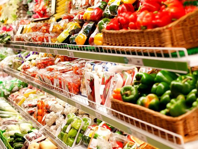 Prehrambeni proizvodi (Foto: iStock) -