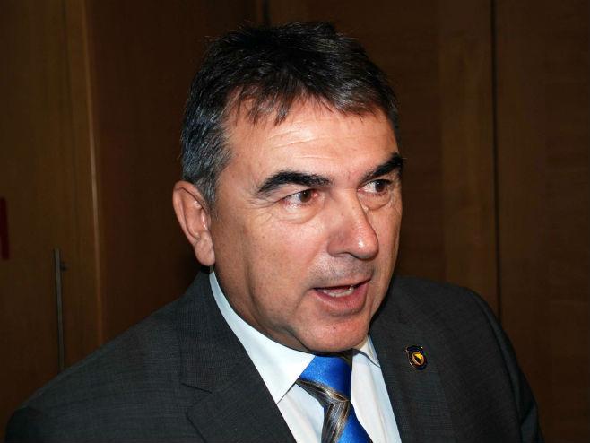 Goran Salihović - Foto: SRNA