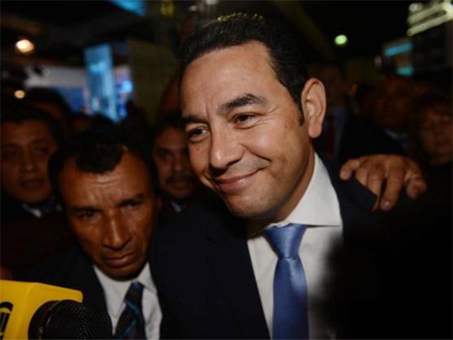 Džimi Morales - Foto: AP