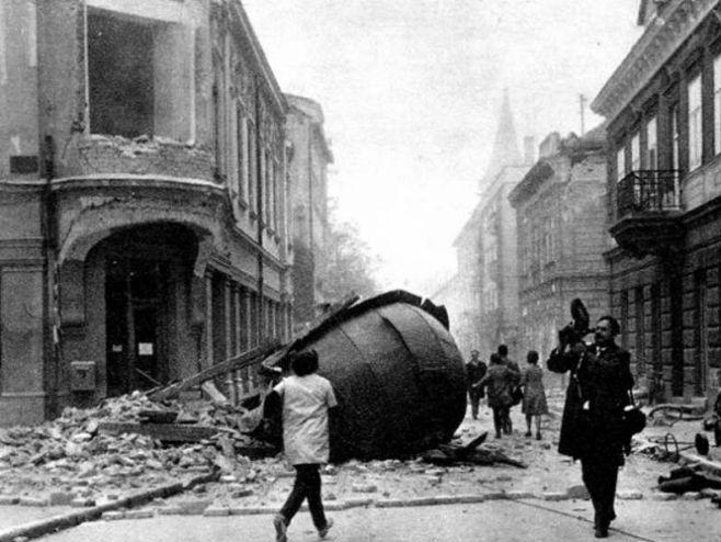 Zemljotres u Banjaluci (foto: arhiva) -