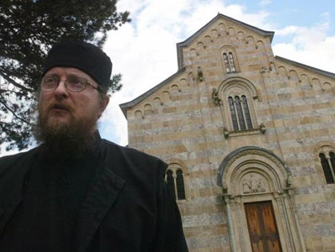 Iguman Sava Јanjić (foto: www.nspm.rs) -