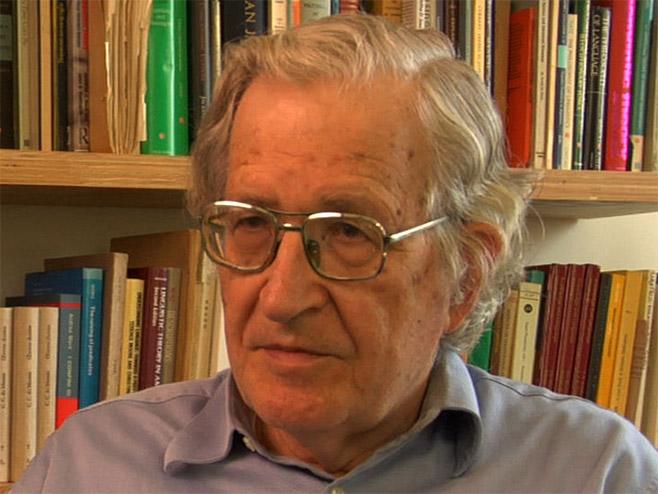 Noam Čomski  (Foto: nspm.rs) -
