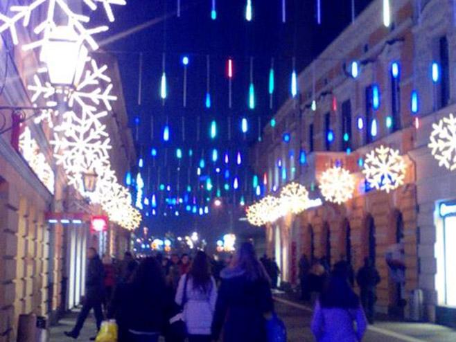 Banja Luka: Nova godina - Foto: RTRS