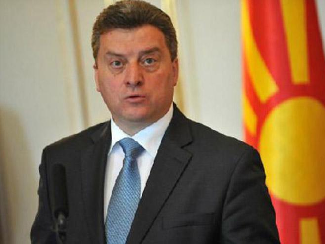 Đorđe Ivanov, predsjednik Makedonije (foto:www.nspm.rs) -
