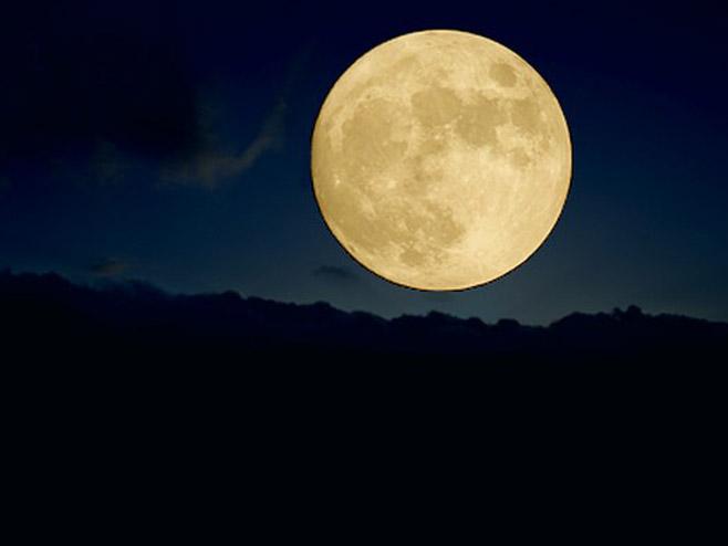 Pun mjesec - Foto: ilustracija
