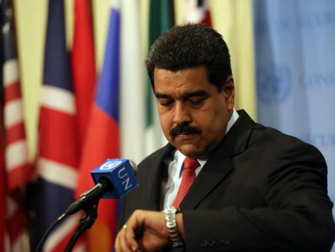 Nikolas Maduro - Foto: Getty Images