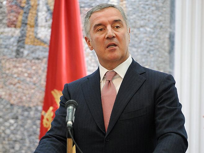 Milo Đukanović - Foto: SRNA