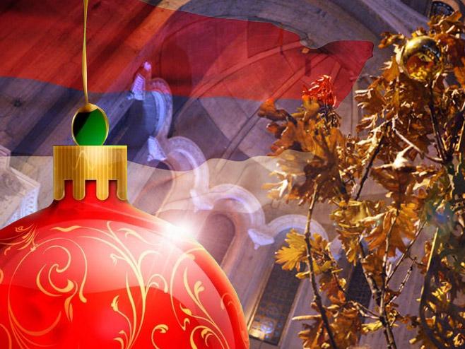 Pravoslavna Nova godina (ilustracija: RTRS) -