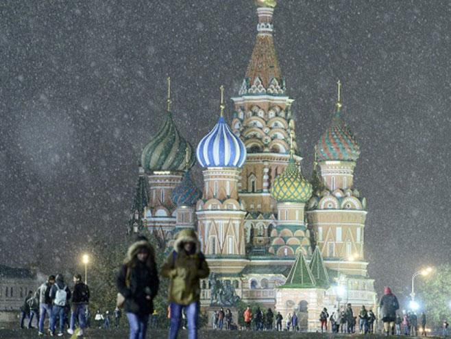 Moskva - Foto: ilustracija