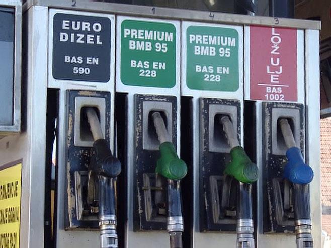 Benzinska pumpa - Foto: RTRS