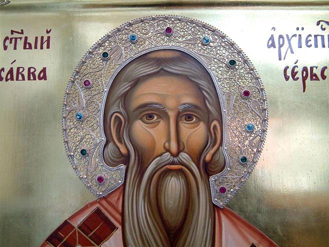 Sveti Sava - Foto: ilustracija