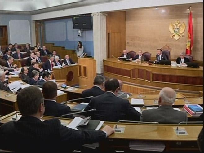 Skupština Crne Gore - Foto: Screenshot
