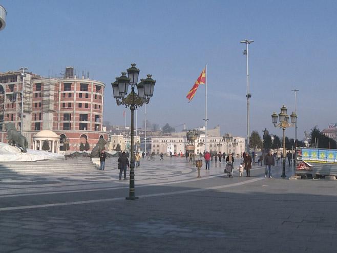Skoplje - Foto: RTRS
