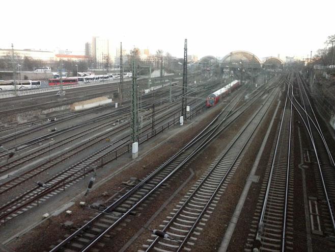 Željeznice - Foto: RTRS