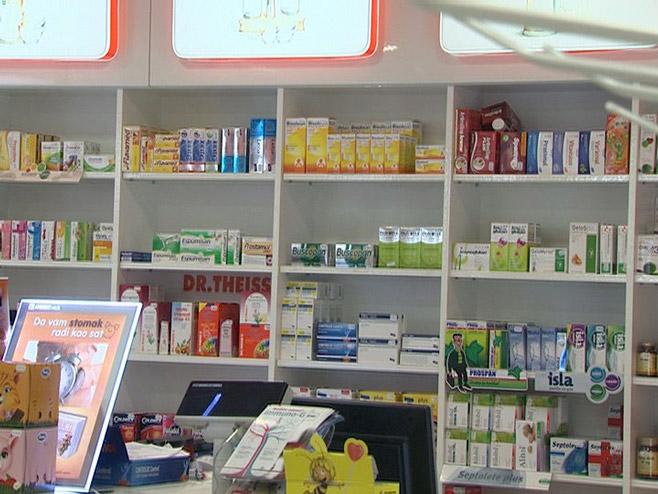 Lijekovi - Foto: RTRS