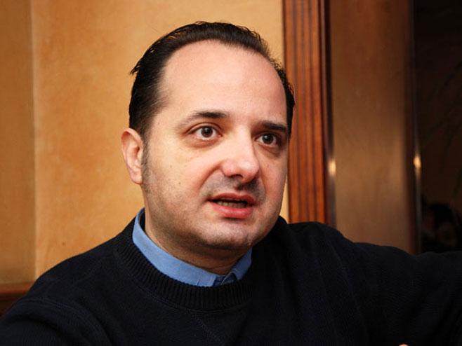 Aleksandar Raković (Foto:pecat. co.rs) -