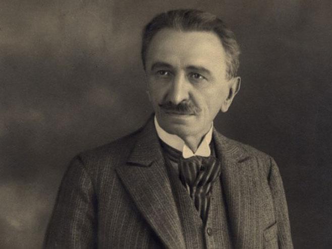 Branislav Nušić - Foto: ilustracija