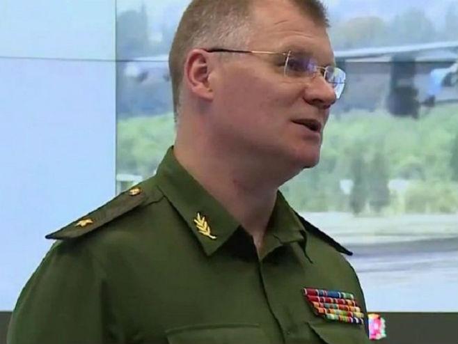 Igor Konašenkov (foto: Ministerstvo oboronы RF) -